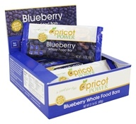 Apricot Power - Whole Food Bars Blueberry - 12 Bars