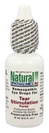 Natural Ophthalmics - Tear Stimulation Forte Homeopathic Eye Drops - 0.5 oz.