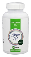 Carson Life - Coconut Oil - 60 Softgels