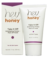 Hey Honey - Take It Off Exfoliating Honey Peel Off Mask - 1.7 oz.