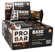 Pro Bar - Base Protein Bar Chocolate Bliss - 12 Bars