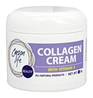 Carson Life - Collagen Cream With Vitamin E - 4 oz.