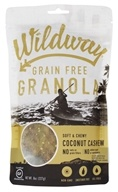 Grain Free Granola Soft and Chewy Coconut Cashew - 8 oz.