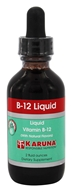 Karuna Nutrition - Liquid Vitamin B12 1041 mcg. - 2 oz.
