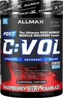 CVOL Cremagnavol Post-Workout Muscle Recovery Raspberry Kiwi Kamikaze - 13.2 oz. by AllMax Nutrition