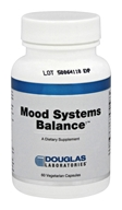Douglas Laboratories - Mood Balance Systems - 60 Vegetarian Capsules