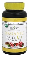 Smart Organics - Organic Daily C's Powder - 4.46 oz.