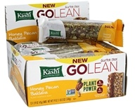 Kashi - GoLean Plant-Powered Bars Honey Pecan Baklava - 12 Bars