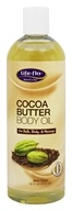 Life-Flo - Body Oil Cocoa Butter - 16 oz.