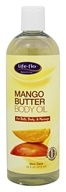 Life-Flo - Body Oil Mango Butter - 16 oz.