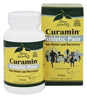 EuroPharma - Terry Naturally Curamin Athletic Pain - 60 Tablet(s)