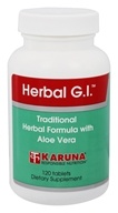Karuna Nutrition - Herbal G.I. - 120 Tablets