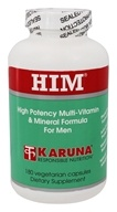 Karuna Nutrition - HIM Multi-Vitamin - 180 Vegetarian Capsules