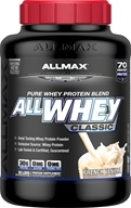 AllMax Nutrition - AllWhey Classic Pure Whey Protein Blend French Vanilla - 5 lbs.