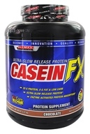 AllMax Nutrition - CaseinFX Ultra-Slow Release Protein Chocolate - 5 lbs.