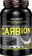 AllMax Nutrition - Carbion+ High Performance Carbohydrate Drink Unflavored - 2.4 lbs.