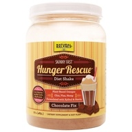 Natural Max - Skinny Fast Plus Hunger Rescue Diet Shake Chocolate Fix - 483 Grams