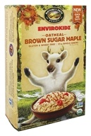 Nature's Path Organic - Envirokidz Organic Oatmeal Brown Sugar - 9 oz.