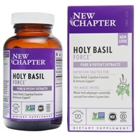 Holy Basil Force - 120 Vegetarian Capsules