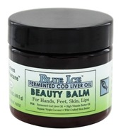 Green Pasture Products - Blue Ice Fermented Cod Liver Oil Beauty Balm - 1.75 oz.