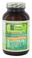 Green Pasture Products - X-Factor Gold High Vitamin Butter Oil Butter Pecan - 8.1 oz.