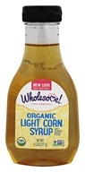 Wholesome! - Organic Light Corn Syrup - 11.2 oz.