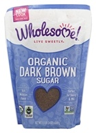 Wholesome! - Organic Dark Brown Sugar - 1.5 lbs.