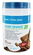 GNC - Total Lean Lean Shake 25 Rich Chocolate - 1.83 lbs.