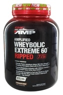 GNC - Pro Performance AMP Amplified Wheybolic Extreme 60 Ripped Chocolate Fudge - 2.81 lbs.