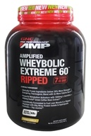 GNC - Pro Performance AMP Amplified Wheybolic Extreme 60 Ripped French Vanilla - 2.79 lbs.