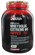 GNC - Pro Performance AMP Amplified Wheybolic Extreme 60 Ripped Strawberries & Cream - 2.76 lbs.