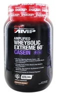 GNC - Pro Performance AMP Amplified Wheybolic Extreme 60 Casein Chocolate Mousse - 2.7 lbs.