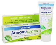 Boiron - Arnicare Cream Pain Relief - 2.5 oz.