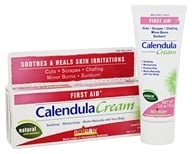 Boiron - Calendula First Aid Cream - 2.5 oz.