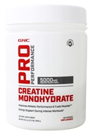 GNC - Pro Performance Creatine Monohydrate 5000 Unflavored - 2.2 lbs.