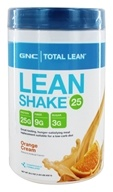 GNC - Total Lean Lean Shake 25 Orange Cream - 1.83 lbs.
