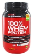 GNC - Pro Performance 100% Whey Protein Natural Vanilla - 2.56 lbs.