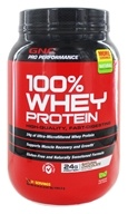 GNC - Pro Performance 100% Whey Protein Natural Chocolate - 2.61 lbs.