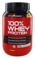 GNC - Pro Performance 100% Whey Protein Chocolate Peanut Butter - 2.43 lbs.
