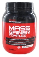 GNC - Pro Performance Mass Gainer Complex Double Chocolate - 2.5 lbs.