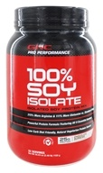 GNC - Pro Performance 100% Soy Isolate Chocolate Supreme - 2.46 lbs.