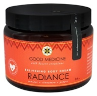 Good Medicine - Enlivening Body Cream Radiance - 16 oz.