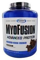 Gaspari Nutrition - MyoFusion Advanced Protein Milk Chocolate - 4 lbs.
