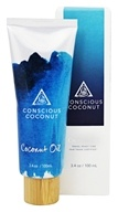 Conscious Coconut - Coconut Oil - 3.4 oz.