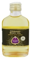 Eliah Sahil - Organic Body Oil Argan Anti-Aging - 3.4 oz.