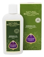 Eliah Sahil - Natural Body Lotion Moringa Oil - 4 oz.