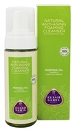 Eliah Sahil - Natural Anti-Aging Foaming Cleanser Moringa Oil - 5.29 oz.