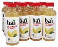 Bai - Antioxidant Infused Beverage Limu Lemon - 12 Bottle(s)