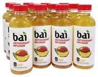 Bai - Antioxidant Infused Beverage Malawi Mango - 12 Bottle(s)