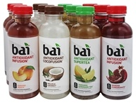 Bai - Antioxidant Infused Beverage  Mountainside Variety Pack - 12 Bottle(s)